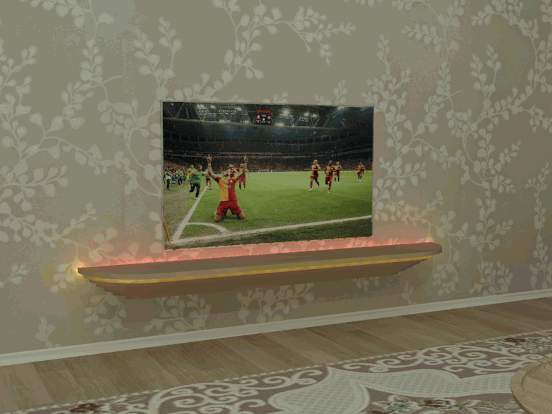 TV UNIT - FURNİTURE